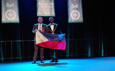 Prof. David is among the Ten Outstanding Young Persons of the World